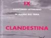 N 4 CLANDESTINA CONCORSO LETTERARIO